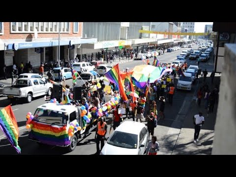Namibia's LGBT community calls for legal protection