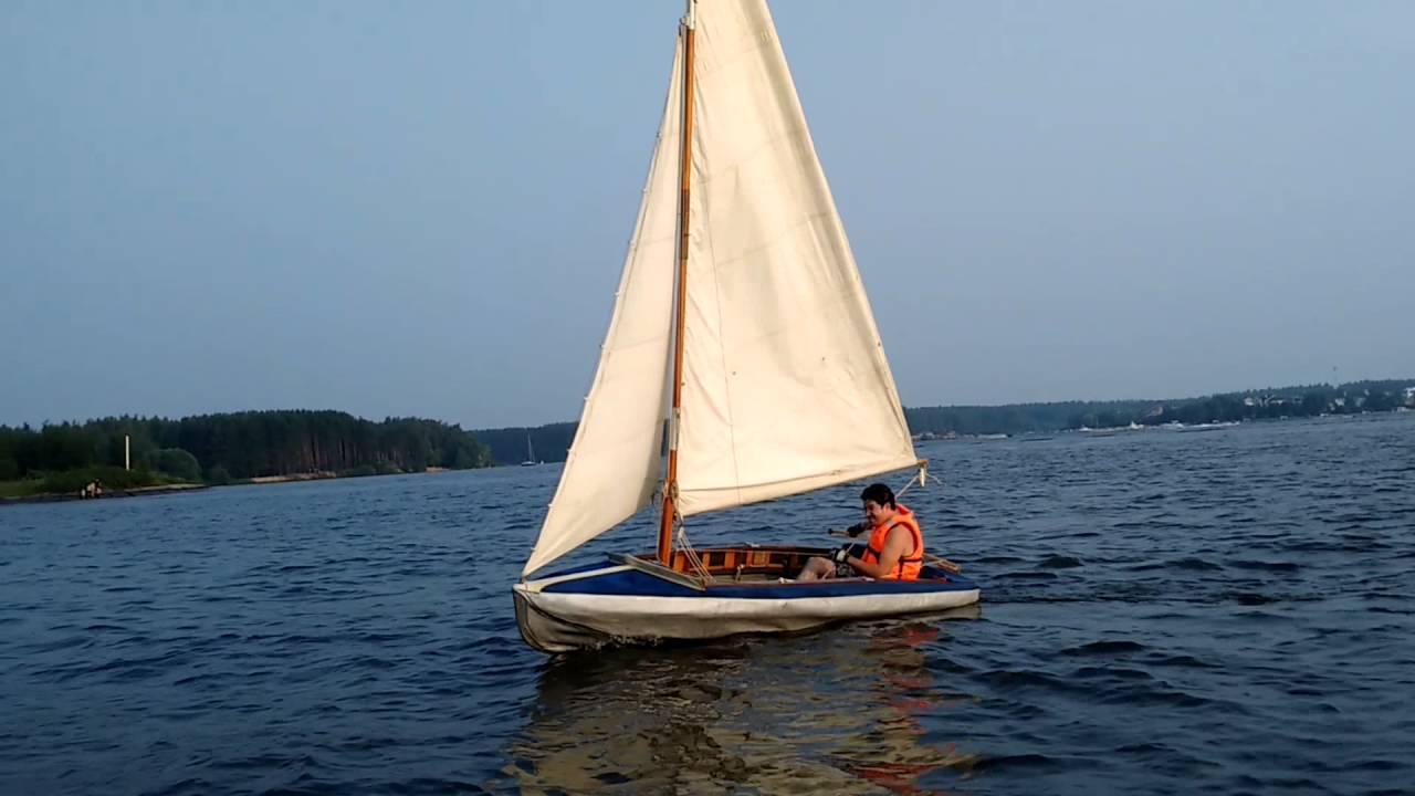 Ходка на яхте класса