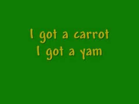 I Got a Pea (Karaoke instrumental version)