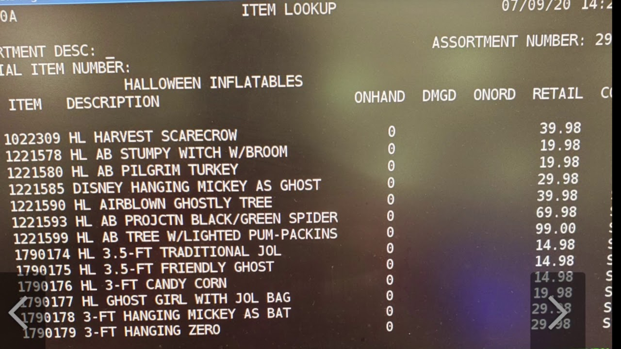 Lowe'S Halloween 2020 Lowe's 2020 Halloween inflatables (Gemmy inflatables)   YouTube