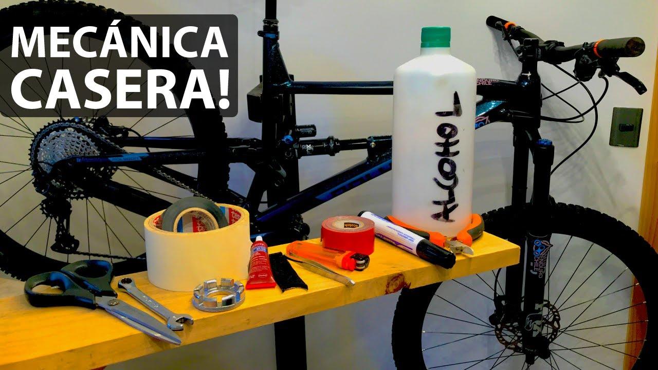 12 Mantenciones y Arreglos para tu Mountain Bike!