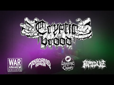 """CRYPTIC BROOD - """"Outcome Of Obnoxious Science"""""""