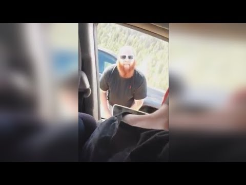 Caught On Camera: Driver Confrontation On Old Stage Road