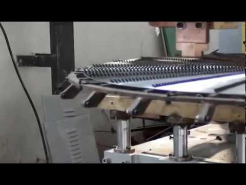 wire looping machine