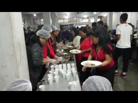 As Mizoram awaits Aizawl FC's big I-League day, feast for local