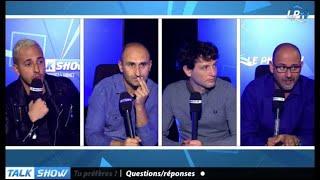 connectYoutube - Talk Show : débat enflammé sur Griezmann à l'OM !