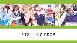 Video [THAISUB] BTS - MIC Drop download MP3, 3GP, MP4, WEBM, AVI, FLV April 2018