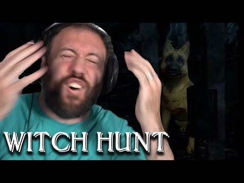 WE HAVE A PUP TO SAVE | Witch Hunt Part 4