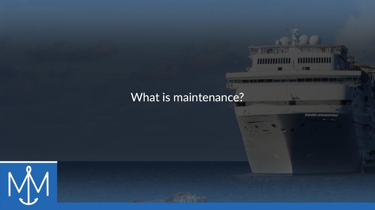 FAQ – What is maintenance? – MUNCH AND MUNCH, P A