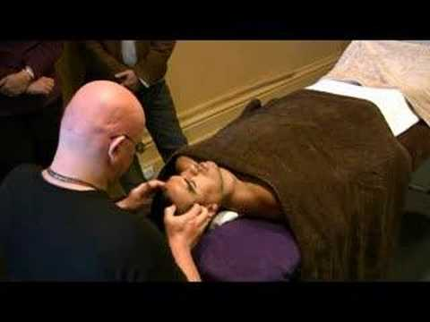 Learn To Massage Video Brandon Raynor Massaging Bronson Part 3 Learn To Massage Head, Shoulders