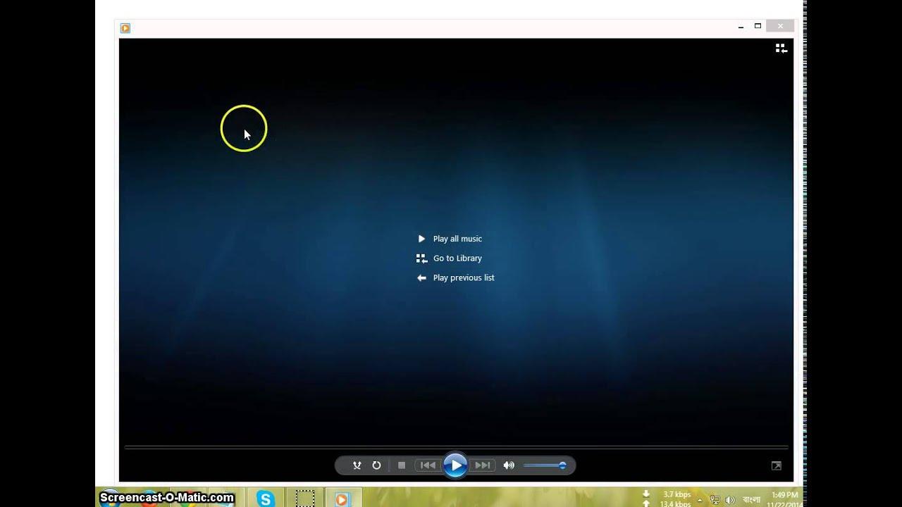 windows media player 13