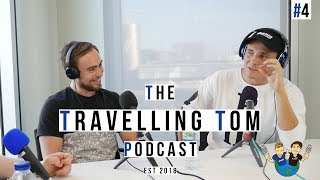 MONKEY POOP COFFEE AND BEING A TRAVEL BLOGGER | Travelling Tom Podcast Episode #4