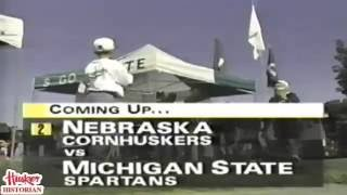 1995 Sept 09 - Nebraska vs Michigan St