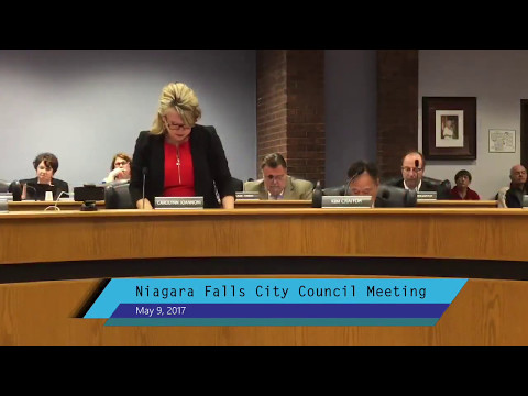 May 9, 2017 City Council Meeting