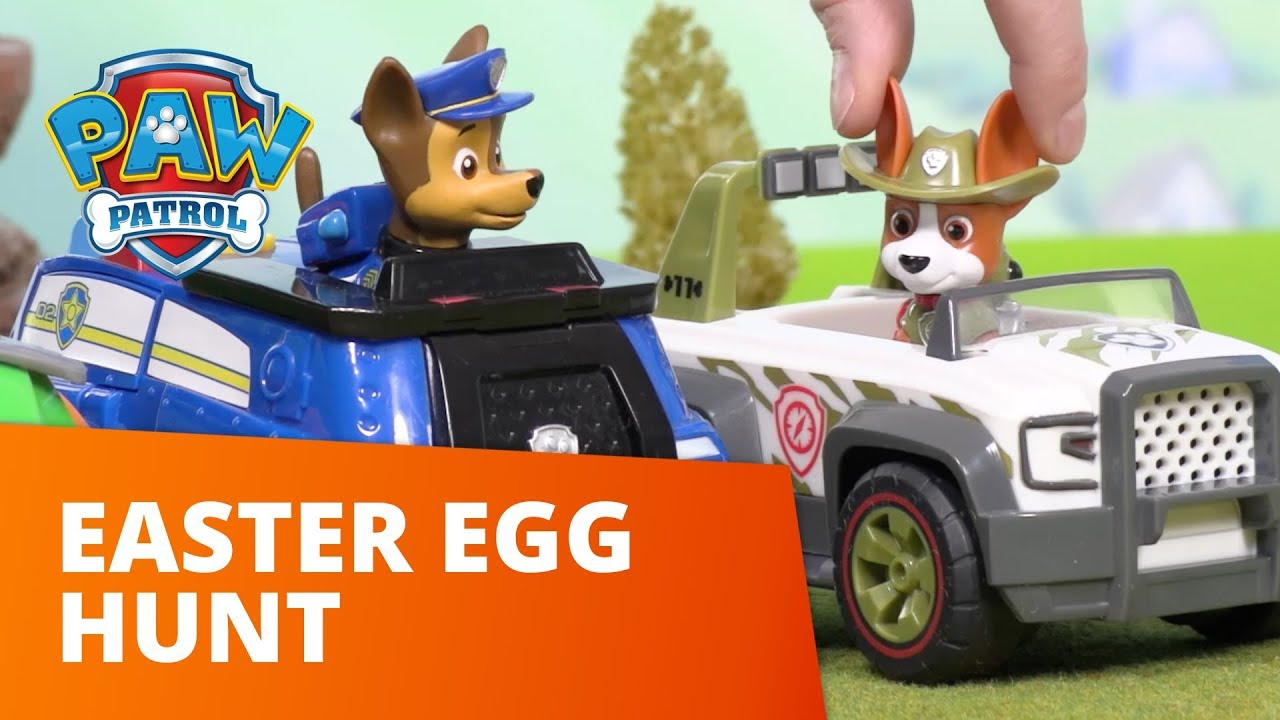 PAW Patrol | Easter Egg Hunt | Toy Episode