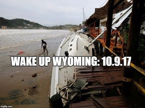 Wake Up Wyoming: 10.9.17
