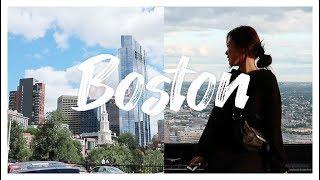 생애 첫 미국 여행 EP01 보스턴 • 휘트니호텔, …