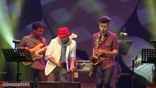 Tompi - Groove @ JJF 2013 [HD]