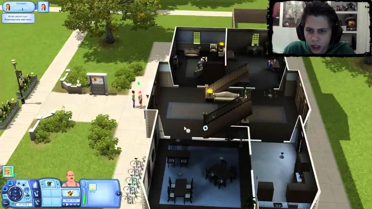 Sims 3 | EL GORDO VA A LA UNIVERSIDAD! | No Obama No Party | Ep 18