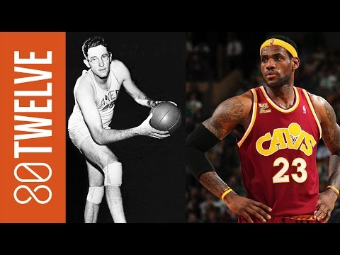 How The NBA Finals Have Changed: 1950 vs 2015? | 80Twelve