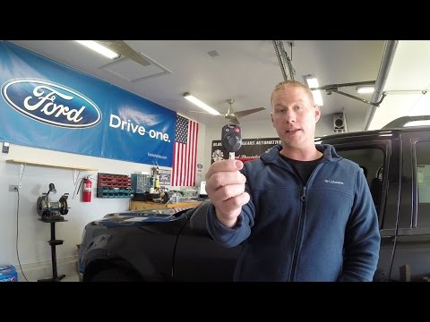 Ford Quick Tips: #48 How To Erase All Known Working PATS Keys