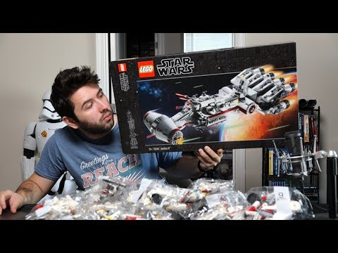 LEGO Star Wars Tantive IV REVIEW