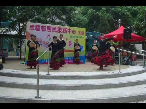 Spanish Dance  (Warrior Dance Music )   迎09東亞運動會