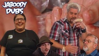 Guy Fieri Dub: Slippery Sausage And The Cannoli Trolly