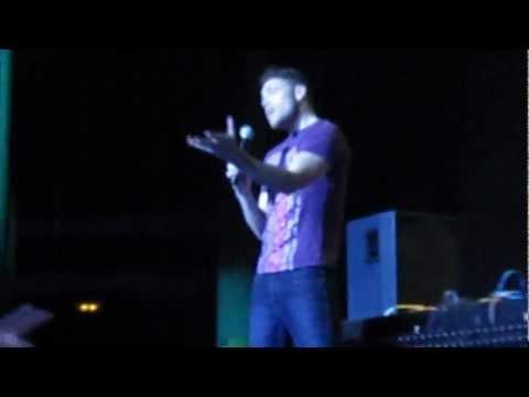 Zen Garden DJ feat. Joseph Mills performance PART 2