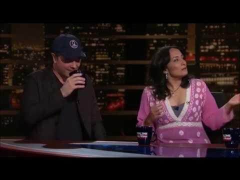 Bill Maher, Seth MacFarlane, & panel, troll Kryie and Flat Earth on HBO Real Time ✅