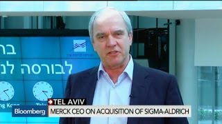 Expect Consolidation in Pharma, But Not From Merck: CEO
