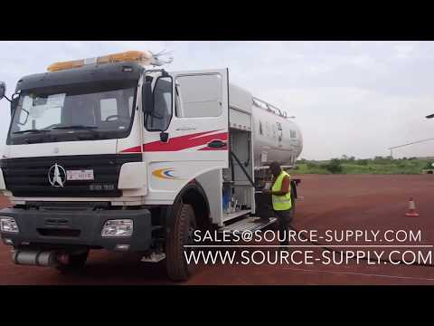 Jet Fuel bowser certification in South Sudan