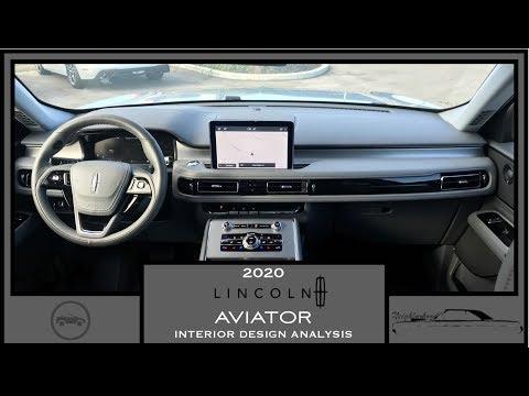 2020 Lincoln Aviator|Design Analysis -  Interior