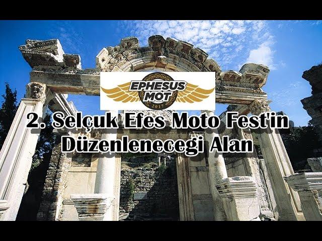 Selçuk Gezilecek Yerler ve Efes Moto Fest Alanı