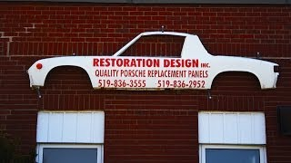 Introduction Restoration Design: Quality Porsche Body Panels