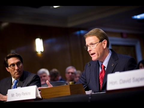 Tony Perkins in Senate Testimony: Religious Liberty Vital to U.S. Foreign Policy