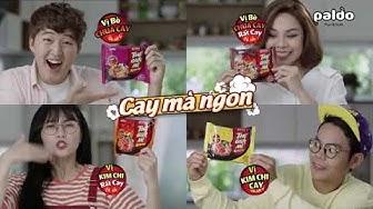Hari won và Misthy quảng cáo mì Koreno