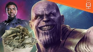 Avengers Infinity War SMASHES Black Panther Record