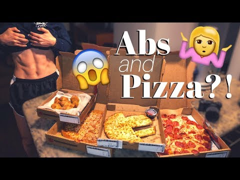 How Do Fitness Girls Do It?!   I vlog my CHEAT meal.