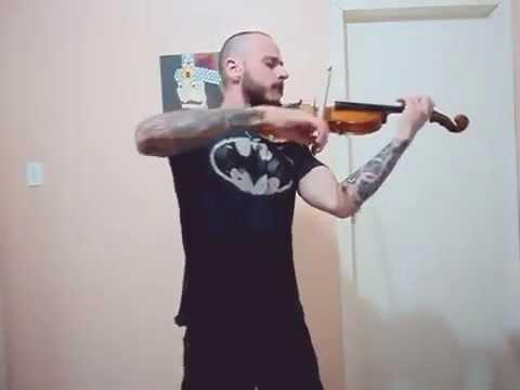 Haudegen - Alles oder Nichts - violin cover - Dylan Pieri