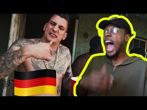 AMERICANS FIRST REACTION TO GZUZ (GZUZ WARUM REACTION)