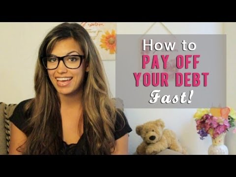 Pay off your Debt- Fast! & avoid the #1 Mistake most people make
