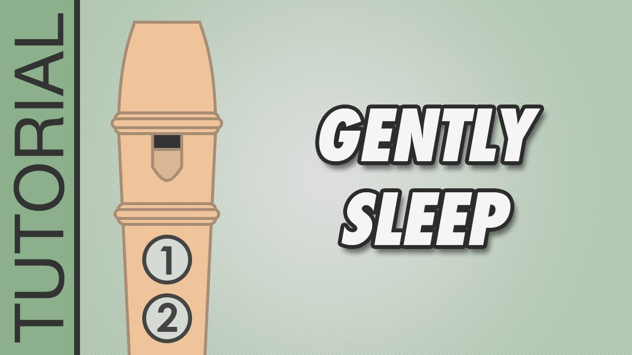 recipe: gently sleep recorder karate [37]