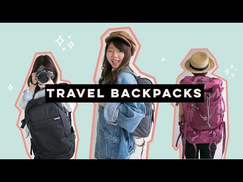 BEST TRAVEL BACKPACK FOR 2018! Carry On for Travelers + Vloggers
