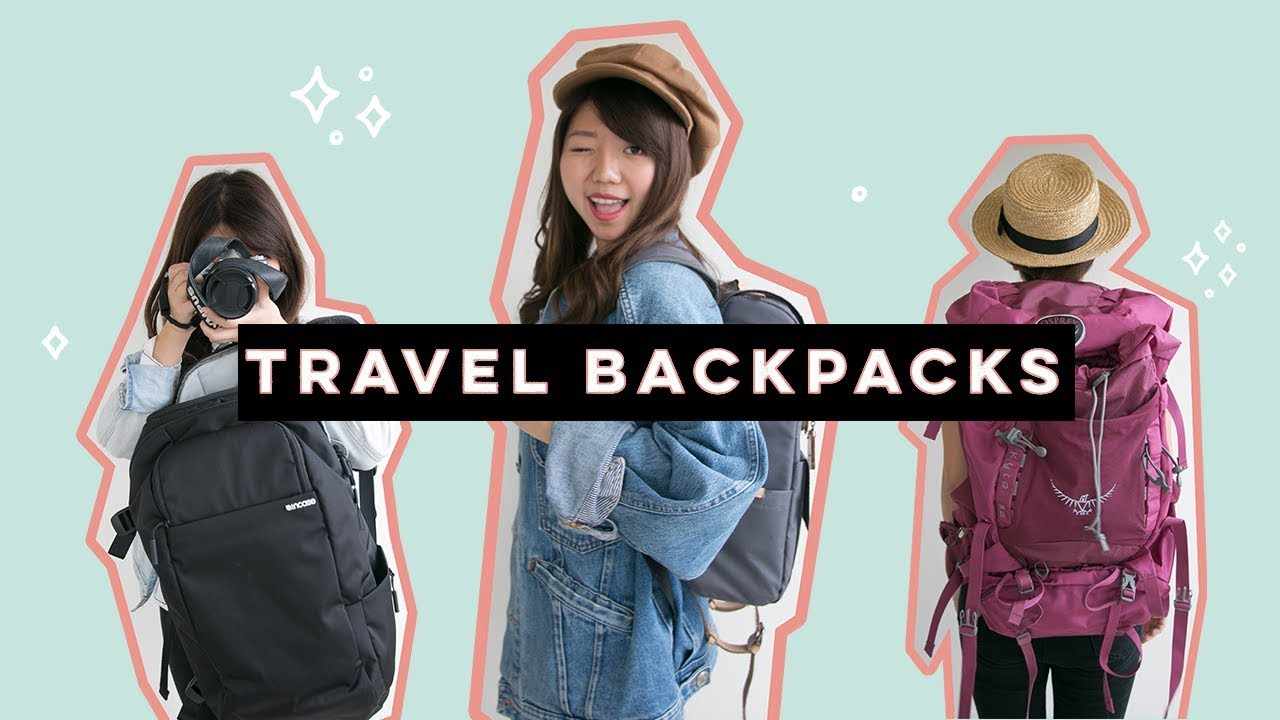 BEST TRAVEL BACKPACK FOR 2018! Carry On for Travelers + Vloggers ... 55e191e8f547a