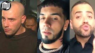 ¡FUERTE! ¡Kendo saldrá en 30 años de prisión según Anuel! | ¿Por qué Nacho ha tenido más éxito?