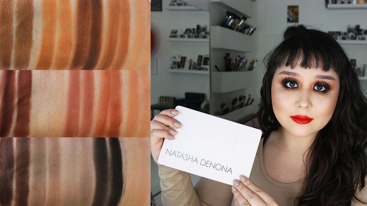 Biba All Neutral Eyeshadow Palette by Natasha Denona #4