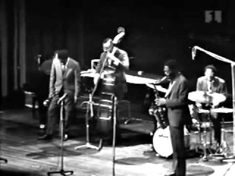 "Horace Silver Quintet, in ""Song For My Father"", Live Concert, Copenhagen, Denmark, 1968."