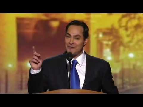Julian Castro Speech at the 2012 DNC