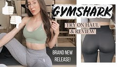 NEW Gymshark Try On Haul & Review | SQUAT PROOF? | Spring 2020 Sportswear |Honest Opinion and Review